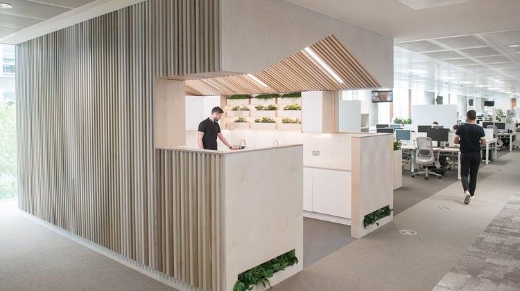 Yoox Net A Porter London Office