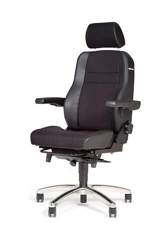 the BMA Secur24 - premium office chair