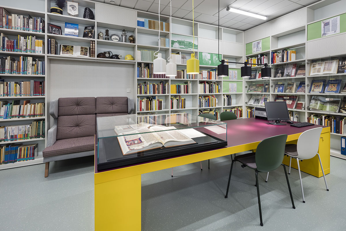 kamp lintfort mediatheque public library 3
