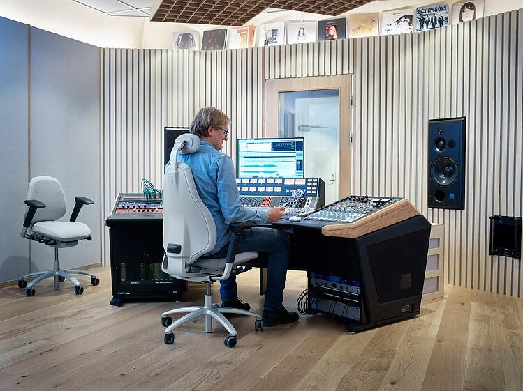 Tandero Mastering, Oslo - Chose the RH Mereo for their new Mixing Studio