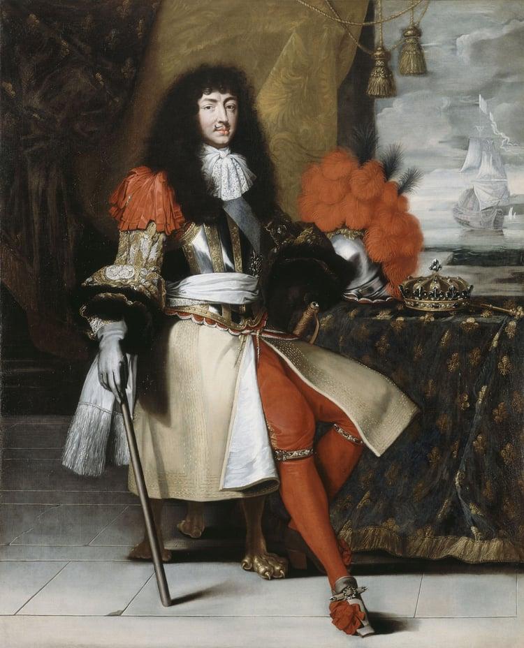 Louis XIV, King of France
